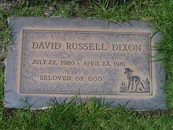 David Russell Dixon