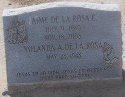 Jaime De La Rosa