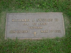 Richard Joseph Swords, II