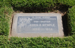 Robin Ray Wemple