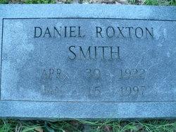 Daniel Roxton Smith