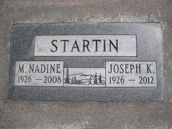 Marian Nadine <I>Turner</I> Startin