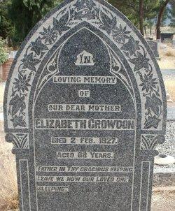 Elizabeth <I>Greenaway</I> Growdon