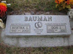 Hertha L. Bauman