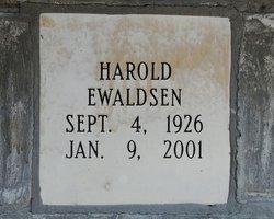 Harold Ewaldsen