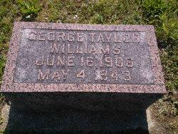 George Taylor Williams