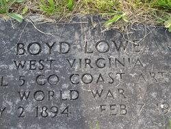 Boyd Lowe