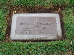 Joseph J. Yorkonis