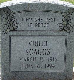 Violet Scaggs