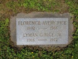 Lyman G. Rice, Jr