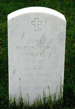 James Ruben Lewis Small