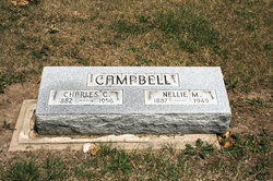 Nellie M. <I>Carey</I> Campbell
