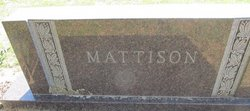Claude Gammage Mattison