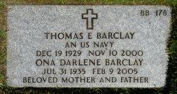 Thomas Eugene Barclay