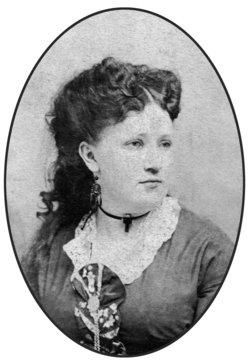 "Ann Elizabeth ""Bettie"" <I>Williams</I> Pyles"