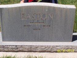 William Martell Easton