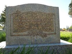 Florence Foremaster