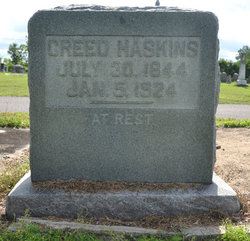 Creed Haskins
