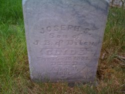 Joseph S Clyde