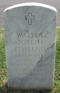 Walter Joseph Fehrend