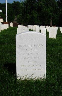 Pauline Ellen <I>Powers</I> Meyer