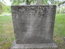 Margaret Ellen <I>Sedden</I> Farrington