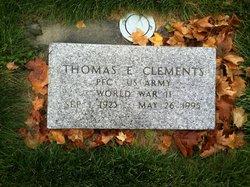 Thomas Everett Clements