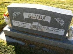 Blaine Palfreyman Clyde