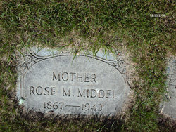 Rosemary <I>Burch</I> Middel