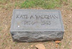 Kate Anna Vaughan