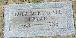 Lulu May <I>Kendall</I> Bryan