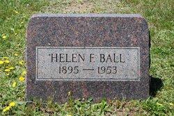 Helen Foster <I>Reid</I> Ball