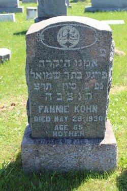 Fannie Kohn