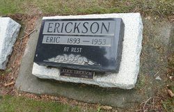 "Erick Ferdinand ""Eric"" Erickson"