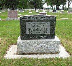 Amanda Schmidtke