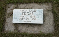 Archibald Edgar