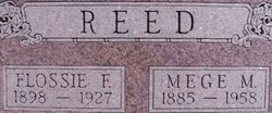 Mege M Reed