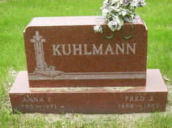 Frederick John Kuhlmann