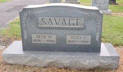 Ollie Harding Savage