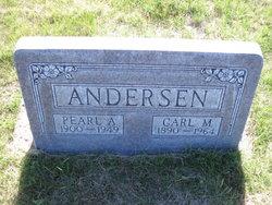 Pearl Amelia <I>Hamilton</I> Andersen
