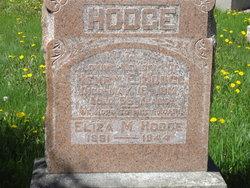 Eliza Mary Hodge