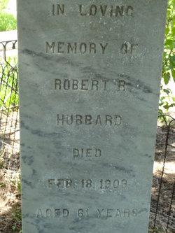 Robert R. Hubbard