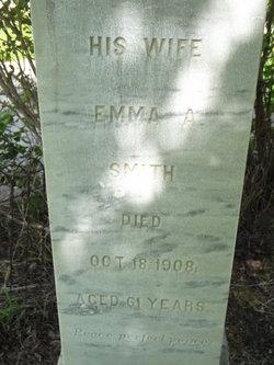 Emma A. <I>Smith</I> Hubbard