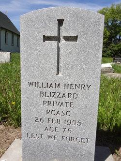 William Henry Blizzard