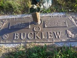 Marceline <I>Long</I> Bucklew