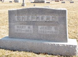 Mary Melvina <I>Benjamin</I> Shepherd