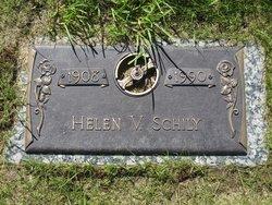 Helen V <I>Daly</I> Schily