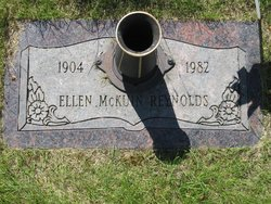 Ellen <I>McKuin</I> Reynolds