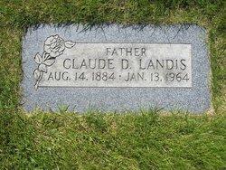 Claude S Landis