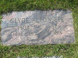 Clyde Alton Lee